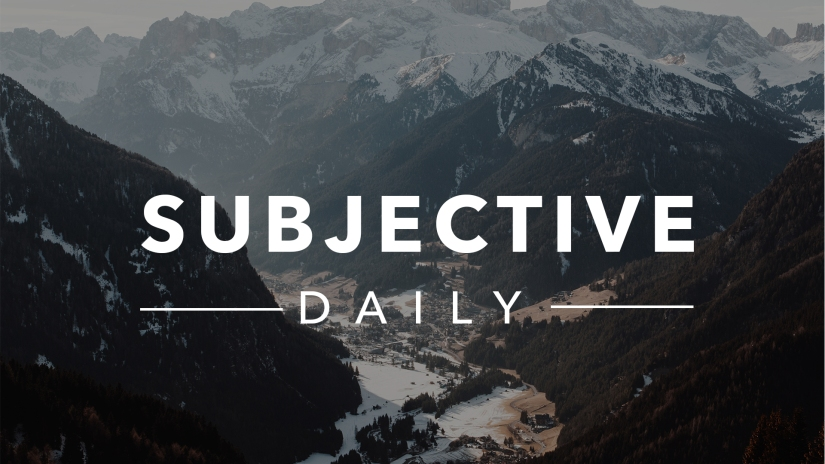 Subjective Daily on Youtube (Ramadan Project 2018)