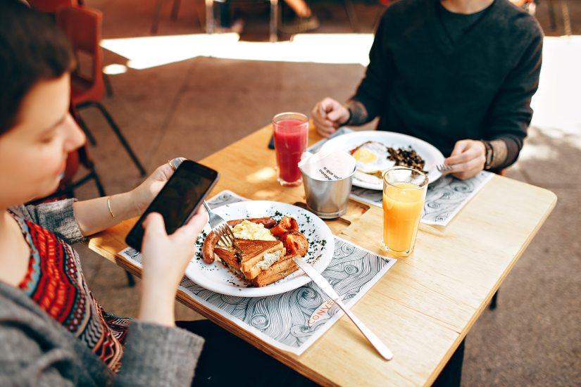 Productive Habit: NetworkingLunch