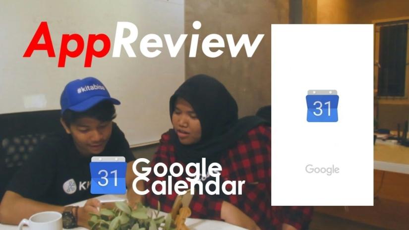 [Video] Bikin Resolusi Dengan GoogleCalendar