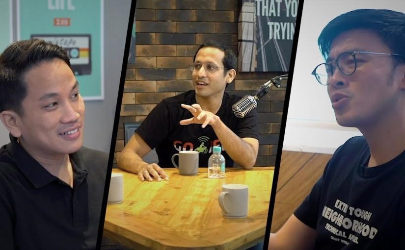 My New Favorite Podcast: GO FIGURE byGO-JEK