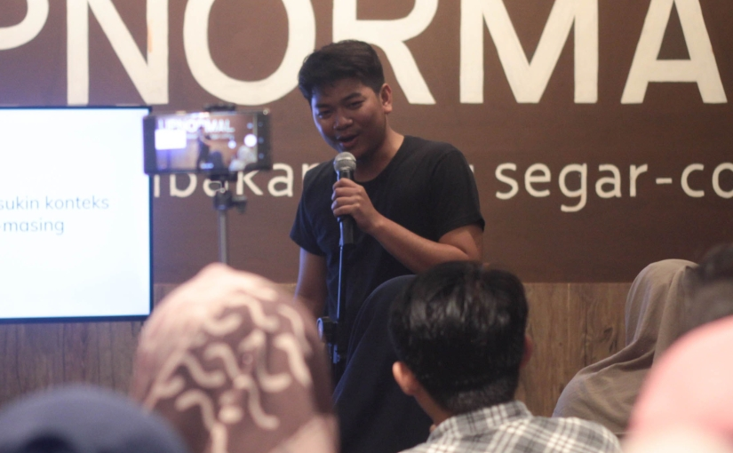 Live Podcast: Subjective Rant Bandung